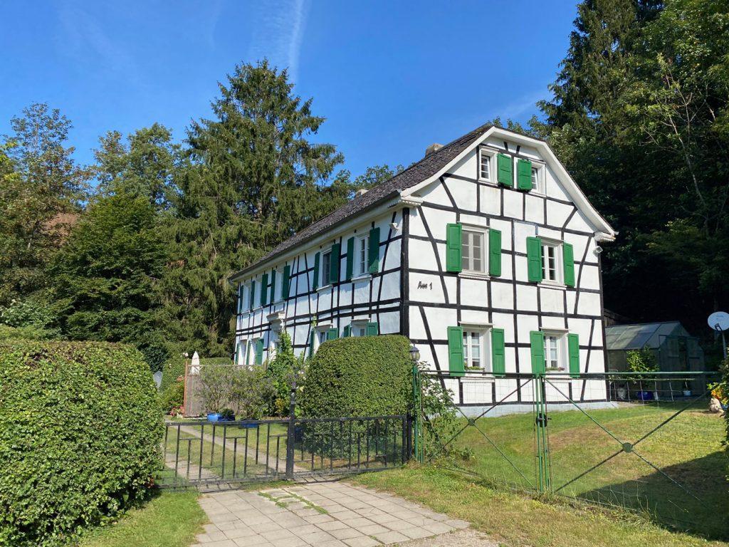 Odenthal In der Aue - Wanderung vom Schöllerhof - Walk & Wonder