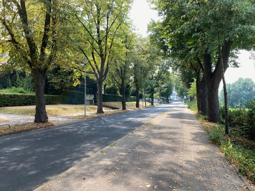 Spaziergang durch Urdenbach - Walk and Wonder