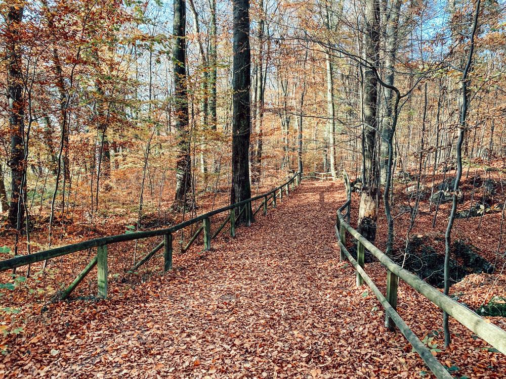 Felsenmeer Hemer Sauerland - Walk and Wonder