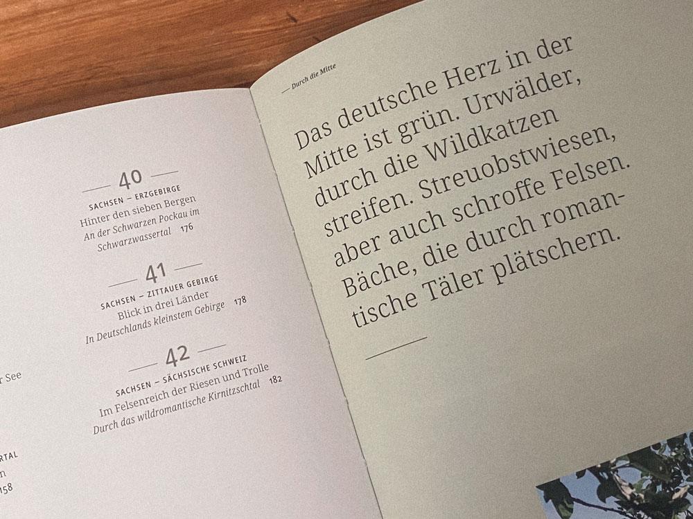 Auszeit Deutschland - Buchtipp - Walk and Wonder
