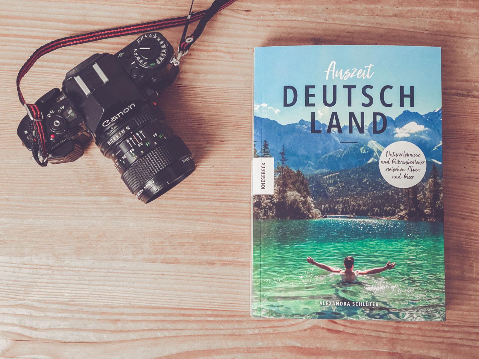 Auszeit Deutschland - Knesebeck Verlag - Walk and Wonder