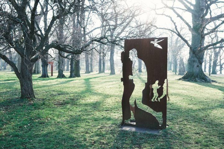 Schlosspark Stammheim - Wanderung am Rhein - Walk and Wonder