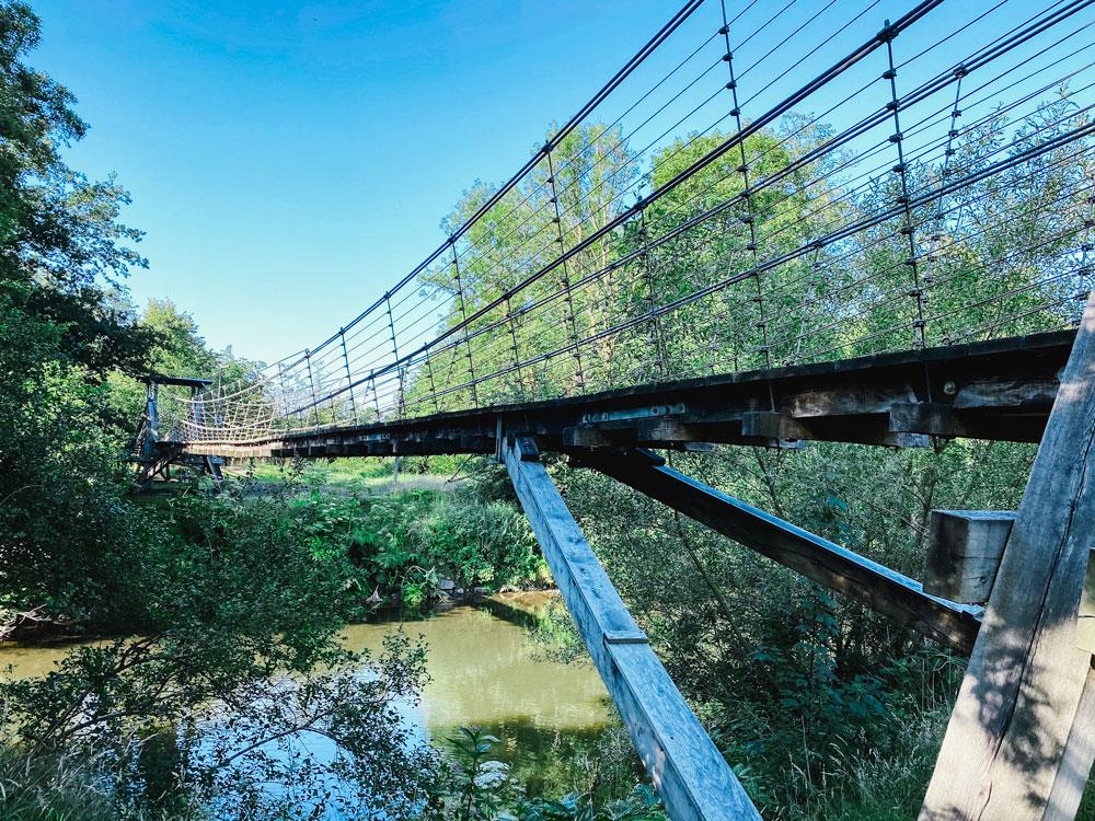 Hängebrücke Engelskirchen - Walk and Wonder