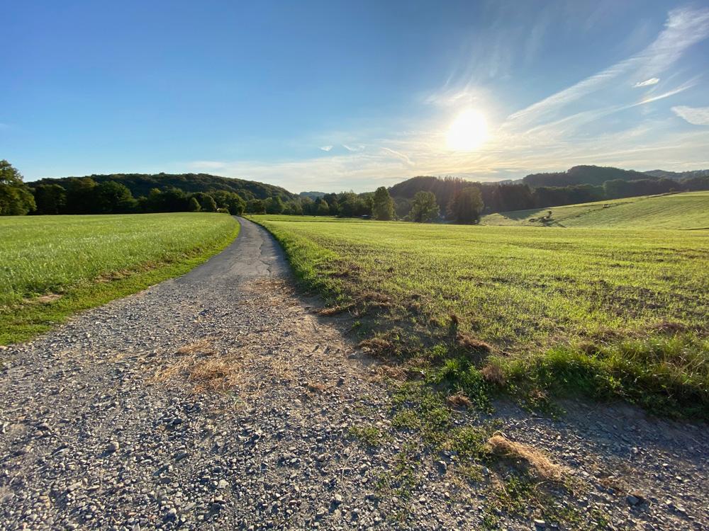 Wanderung um Dombach und Igeler Hof - Walk and Wonder