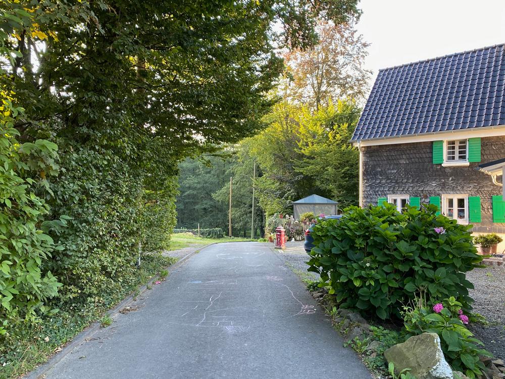 Häuser Unterhombach - Walk and Wonder
